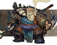 Dool-Yoron -dwarf seeker