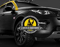 """Land Rover, SE """"La Ruta de los Conquistadores"""""""
