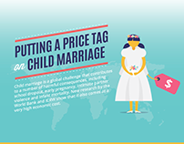 Child Marriage Infographics