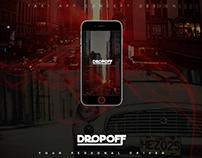DROPOFF - Taxi App Concept Design