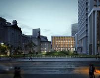 The Bank of Korea.