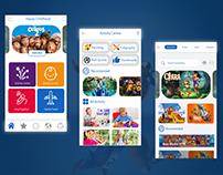 Kids App Concept