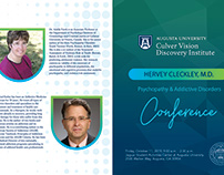 Hervey Cleckley M.D. Conference Program