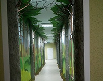 Commercial project. Children's center