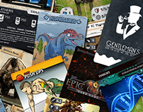 Card Layouts, Design & Illustration