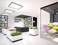 design concept/flower shop