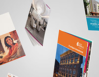 IHG Development Marketing Global Brochure Collateral