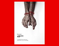 Fast Fashion || Campanha Social