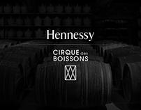 Hennessy Cirque des Boissons