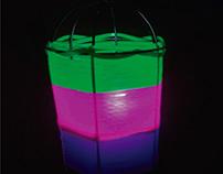 lampara diseñada en inspiración de diseñadora mexicana