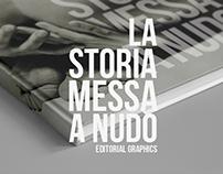 La storia messa a nudo | Progettazione grafica