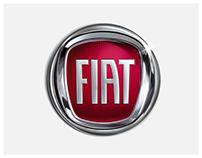 Fiat - Bellissimore Typography