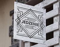 """Restaurant """"Jedzenie"""" - logotype"""