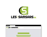 LES-SAMSARS.FR - Logo