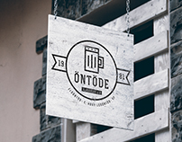 Öntöde beer house logo