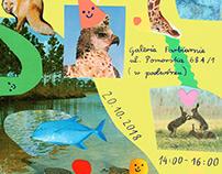 """Collage workshops for kids """"World upside down"""""""