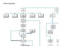 Vitrima App Map
