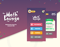 MathLounge Game App