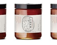 Chuzhou Apiculture Packaging Design 绿谷蜂蜜包装设计