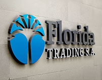 Florida Trading identity design