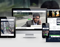 Web Design & Development - Transcend