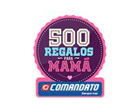 500 REGALOS PARA MAMÁ