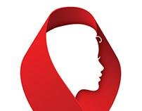 National Women & Girls HIV/AIDS Awareness Logo