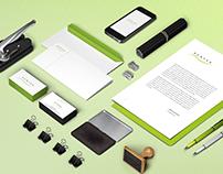 DENFER - Visual Identity Design