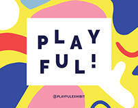 PLAYFUL! Graphics, Branding and Promotional Design