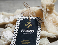 Branding Bacalaos Ferro