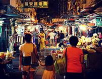 The Night comes to Hong Kong