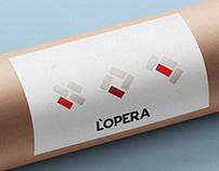 L'OPERA rebranding