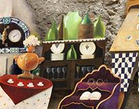 Vecchia casa | Graniti murales residency project