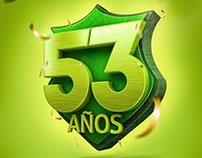 53 Años !