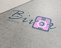 Logo for Bivor a Photographer