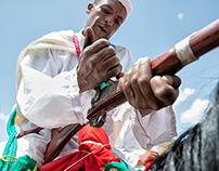 Miharaya Festival Aghbala, Morocco