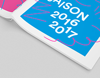 BROCHURE DE SAISON 2016-2017 − CSC ÉTOUVIE