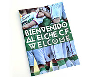 Revista Bienvenido al Elche C.F.