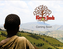 Kirabo Seeds Design Strategy & Website Copy