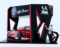 Alfa Romeo Booth