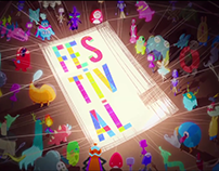Pixelatl Festival Short film