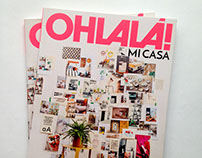 OHLALÁ! Magazine - Special Edition DECO BOOK