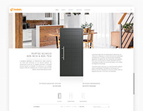 Thiral Doors Webdesign