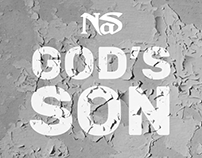 Nas - God's Son | Album Cover