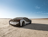 Personal CGI Project: BMW i8