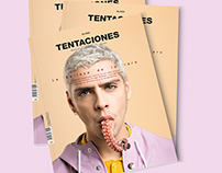 TENTACIONES El País magazine #24 April 2017