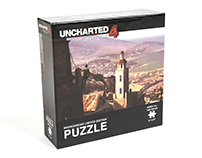 Uncharted - Madagascar Puzzle