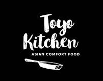 Toyo Kitchen Branding
