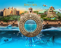Atlantis The Palm, Dubai - Spin to Win Promo Site