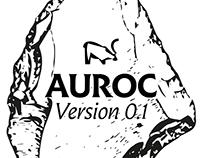 Auroc | @ Future Fonts